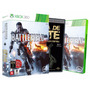 Battlefield 4 + Tropa De Elite Filme Original Xbox 360