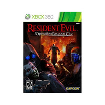 Jogo Xbox 360 Resident Evil Operation Raccoon City