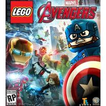 Lego Marvel Avengers - Lego Marvel Vingadores - Xbox 360