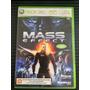 Mass Effect Xbox 360 Nacional Original Xbox One Impecável