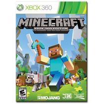 Minecraft. ! Jogos Xbox 360