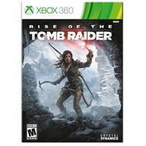Rise Of The Tomb Raider Em Português . ! Jogos Xbox 360