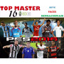 Patch Top Master 16 Xbox 360 Pes 2016 - Pendrive 8 Gb