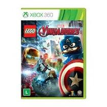 Jogo Xbox 360 Lego Marvel Vingadores (lacrado)