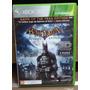 Batman Arkham Asylum 3d Xbox 360