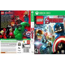 Lego Marvels Avengers P/destravados