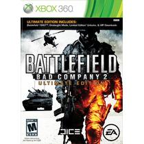 Battlefield Bad Company 2 Ultimate Edition - Xbox 360
