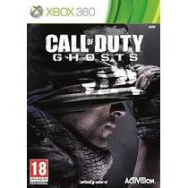 Call Of Duty Ghosts Xbox 360 Novo Midia Digital