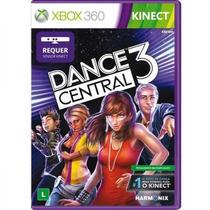 Jogo Dance Central 3 Xbox 360 Original Novo Lacrado