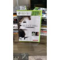 Sillent Hill Hd Xbox360 Original (2 Jogos De Sh No Cd)
