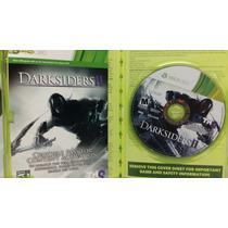Game Xbox 360 Jogo Darksiders 2 Original Lacrado!
