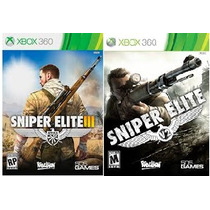 Jogo Sniper Elite 3 + V2 Xbox 360