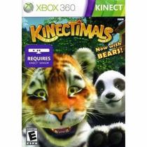 Jogo Xbox 360 Kinectimals Now With Bears Original E Lacrado