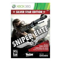 Sniper Elite V2 - Silver Star Edition X360 505 Games