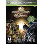 Frete Grátis - Mortal Kombat Vs Dc Universe - Xbox 360