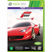 Jogo Xbox 360 Forza Motorsport 4