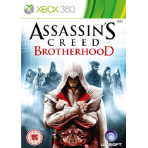Assassin´s Creed Brotherdhood Original E Lacrado!