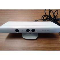 Acessório Kinect Para Xbox360 Seminovo Cor Branca Só O Acess