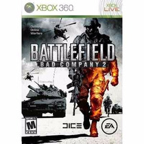Manual Instruções Battlefield Bad Company 2 Xbox 360