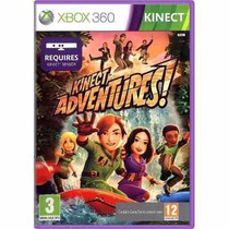 Manual Instruções Jogo Kinect Adventures Para Xbox 360