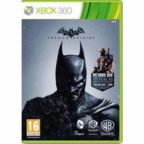 Jogo Original P/ Xbox 360 Batman Arkham Origins Novo Lacrado