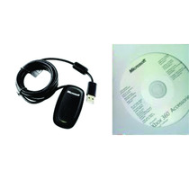 Receiver Original 100% Controle Wireless Xbox 360 Para Pc
