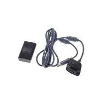 Bateria Recarregável Controle Xbox 360 4800 Mah + Cabo 2x1