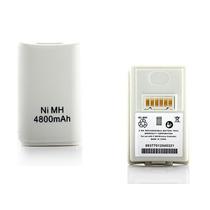 Bateria Xbox 360 Recarregável 4800mah S/fio Produto Lacrado