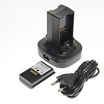 Base Carregadora Para 2 Bateria Xbox 360 Charge Dock Carga