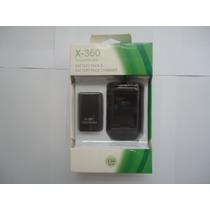 Bateria 12000mah + Estação De Recarga Controle Xbox 360