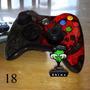 Skin Controle Xbox 360 Acabamento Anti-risco 3m Nerdbrasil