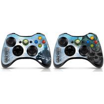 Adesivo De Controle Xbox-360 - Adesivo 3m - O Par