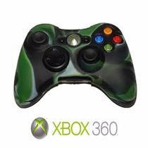 Capa Protetora Silicone Controle Xbox360 Alta Qualidade (l)