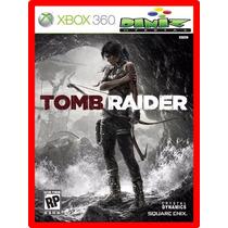 Tomb Raider Xbox 360 Mídia Digital Original Microsoft
