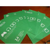 Cartão Xbox Live Gold 14 Dias - Xbox 360 Ou One