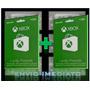 Cartão Xbox Live 200 (100 + 100) Reais Gift Card One 360 Br