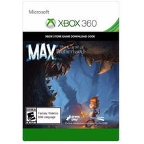 Jogo Max The Curse Of Brotherhood Xbox 360 - Live Digital
