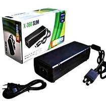 Fonte Xbox 360 Slim Original Bivolt 110v 220v 135w