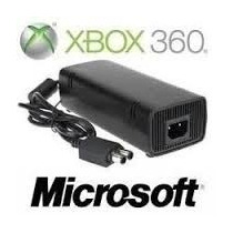 Fonte Xbox 360 Slim Original Microsoft 110v Pronta Entrega
