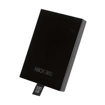 Hd 500gb Original Microsoft Para Xbox360 Slim Ou Super Slim
