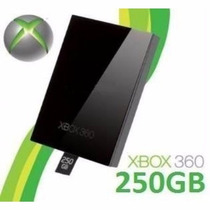 Hd 250gb Para Xbox 360 Slim Pronta Entrega Novo