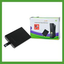 Hd Interno Xbox 360 Modelo Slim 250gb Xbox 360 Slim