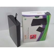 Hd Xbox 360 250gb Interno Modelo Slim E Super Slim - Novo