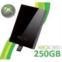 Hd Xbox360 250gb Original Microsoft
