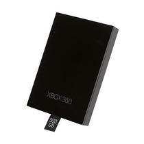 Hd 500 Gb Original Microsoft Para Xbox 360 Slim E Super Slim