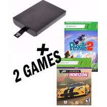 Hd 250gb Xbox 360 Slim + Jogo Gratis