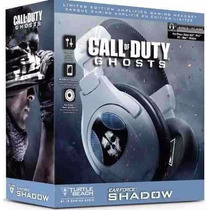 Headset Edição Ilimitada Call Of Duty Ghosts Ps3 Ps4 Xbox Pc