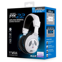 Headset Turtle Beach Ear Force Px22 Branco Ps4 Ps3 Xbox One