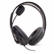 Fone De Ouvido Para Xbox 360 Headset Com Microfone Microsoft