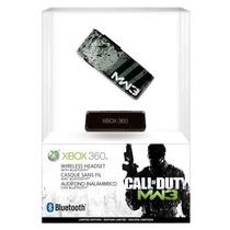 Headset Bluetooth Xbox 360 Ed Limit Mw3